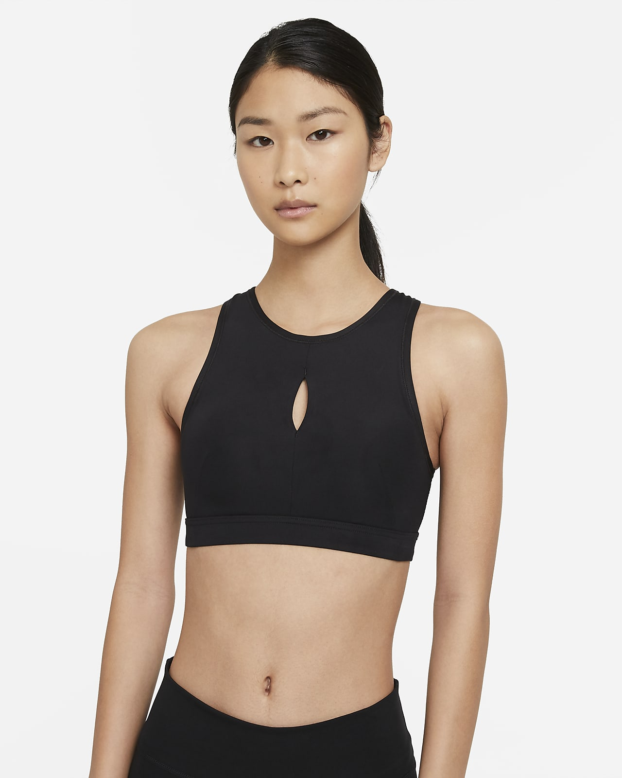 Nike Yoga Swoosh Women's Medium-Support Sports Bra