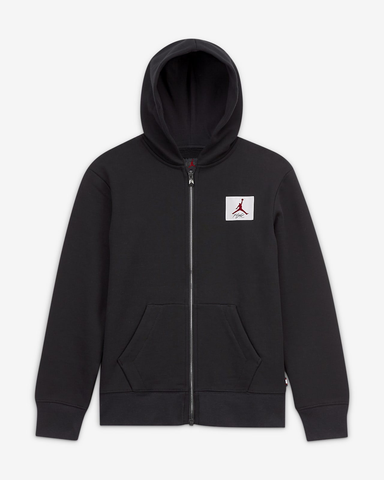 Jordan Big Kids' (Boys') Full-Zip Hoodie
