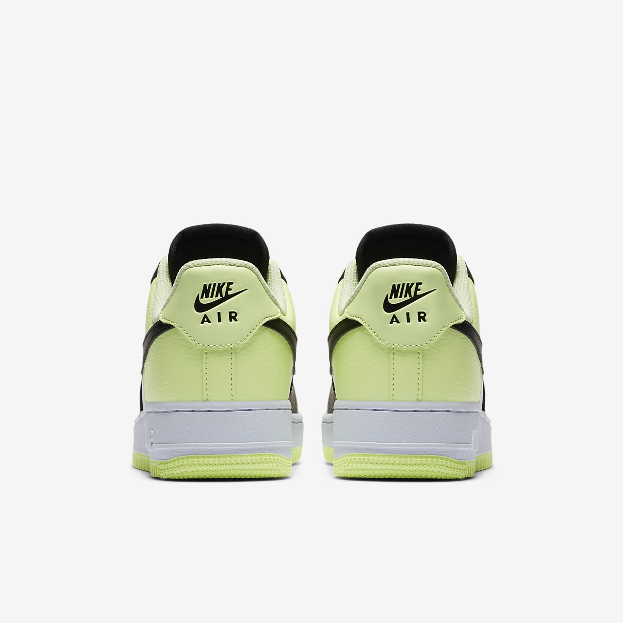 nike air force 1 femme jaune pale