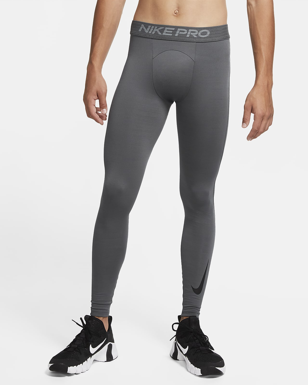 Nike Pro Warm Malles - Home
