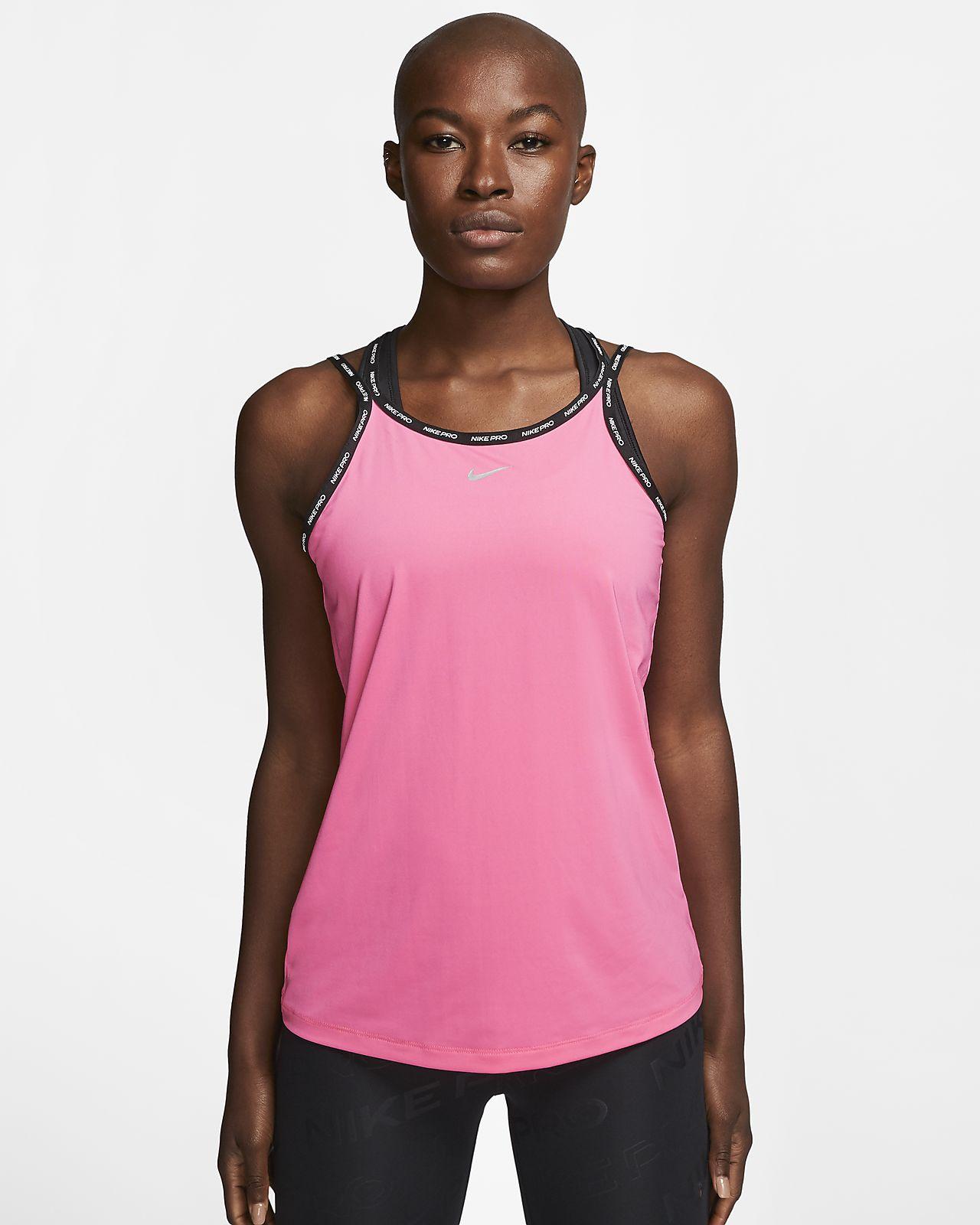 Camisola sem mangas Nike Pro para mulher