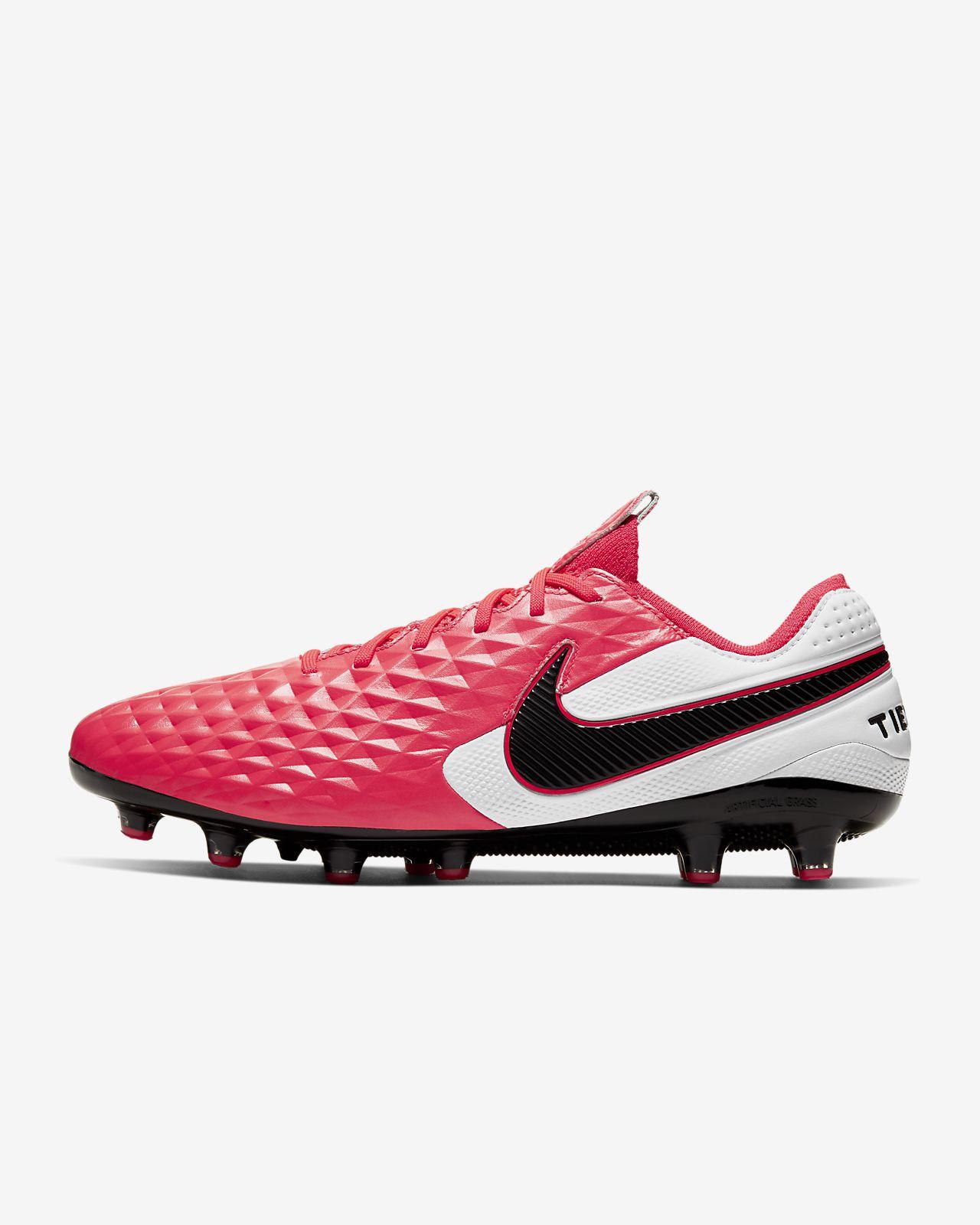 Футбольные бутсы для игры на искусственном газоне Nike Tiempo Legend 8 Elite AG-PRO