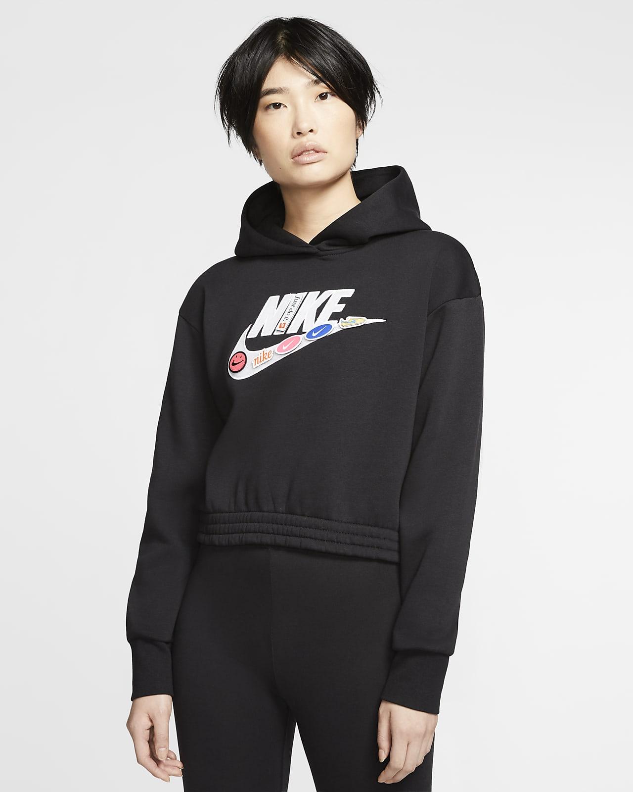 Nike Sportswear 女款 Fleece 連帽上衣
