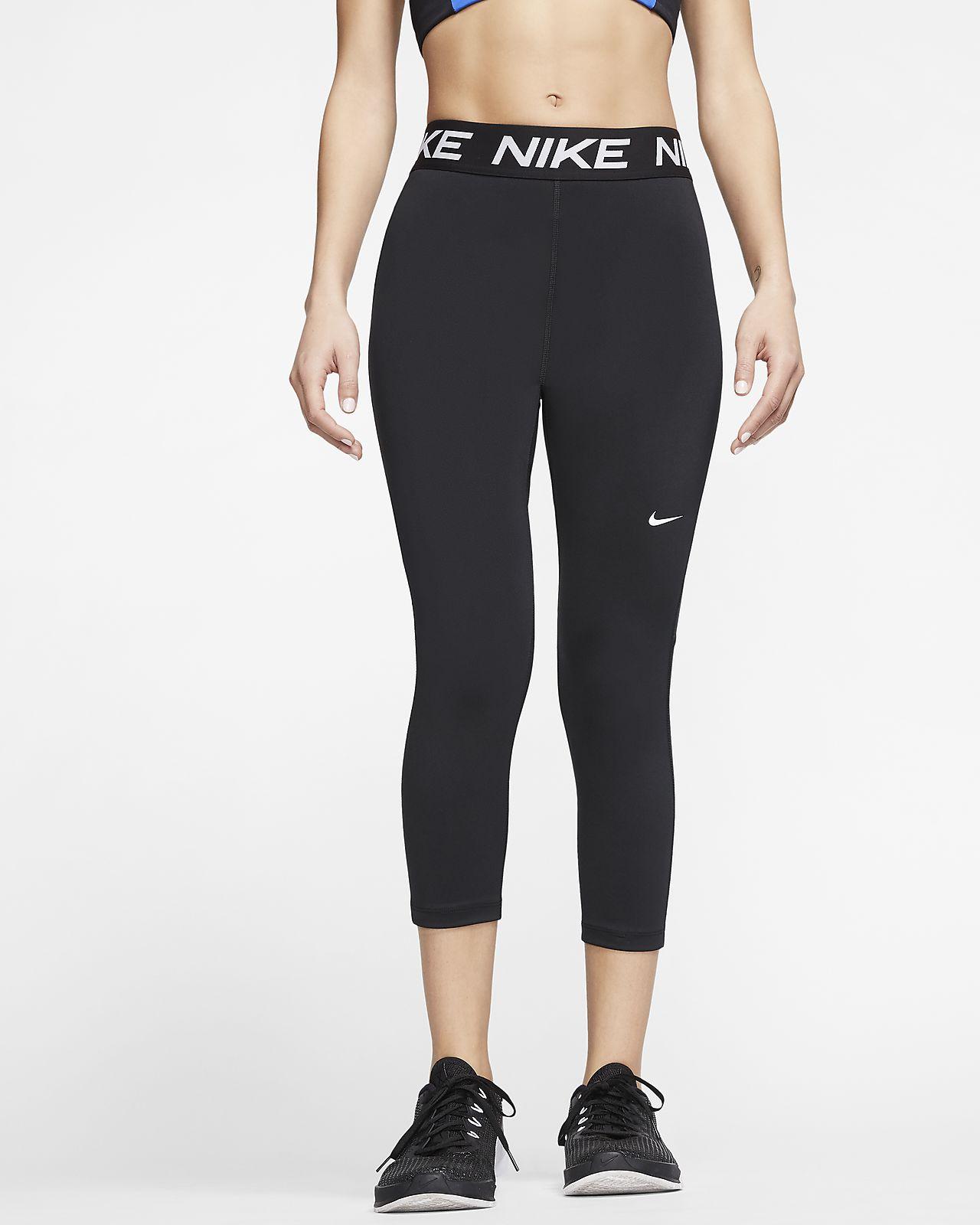 Träningstights i caprimodell Nike Victory för kvinnor