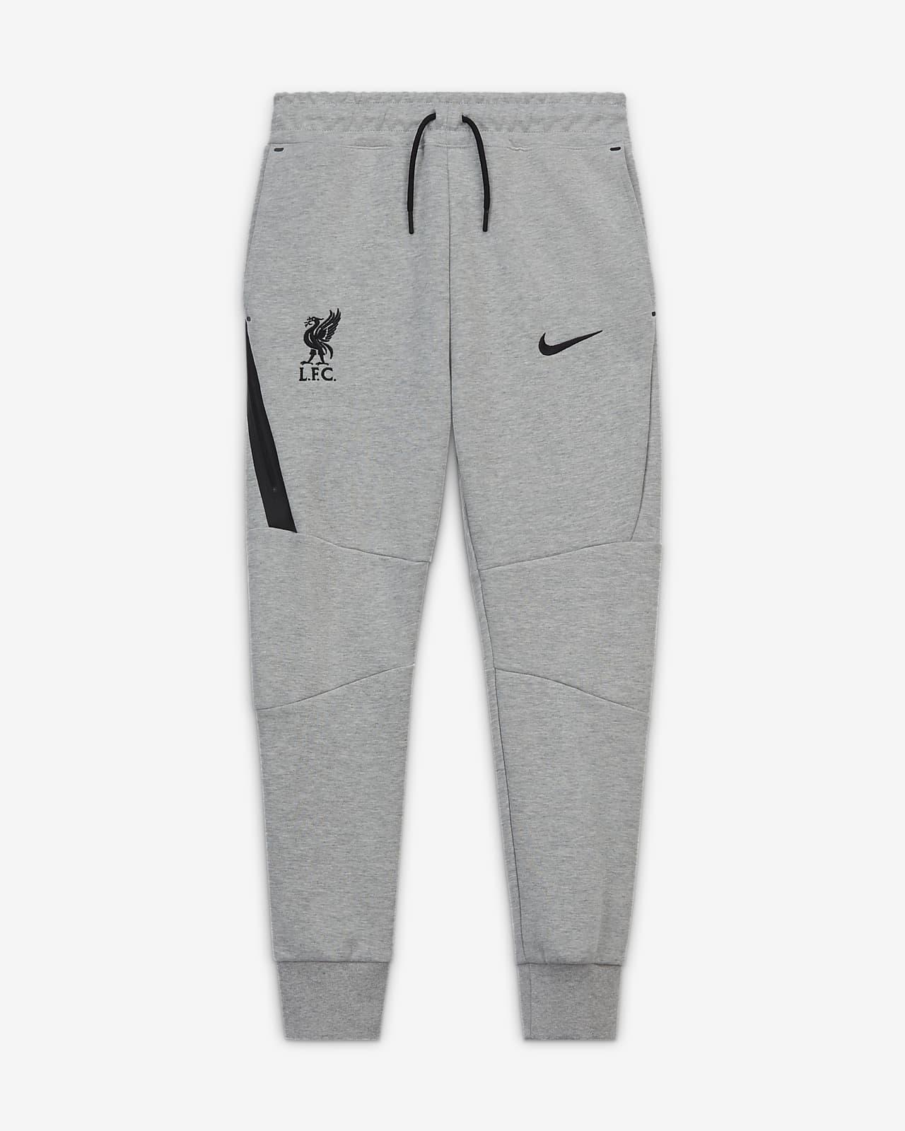 Pantalones de tejido Fleece para niños talla grande Liverpool FC