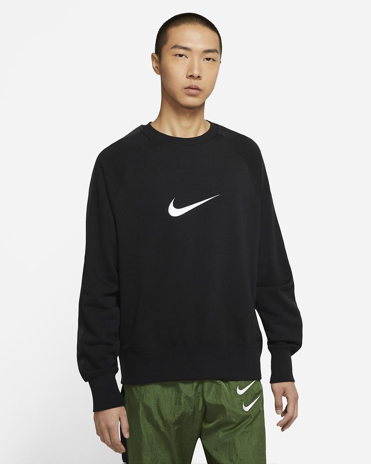 Nike Sportswear Swoosh 男子圆领上衣