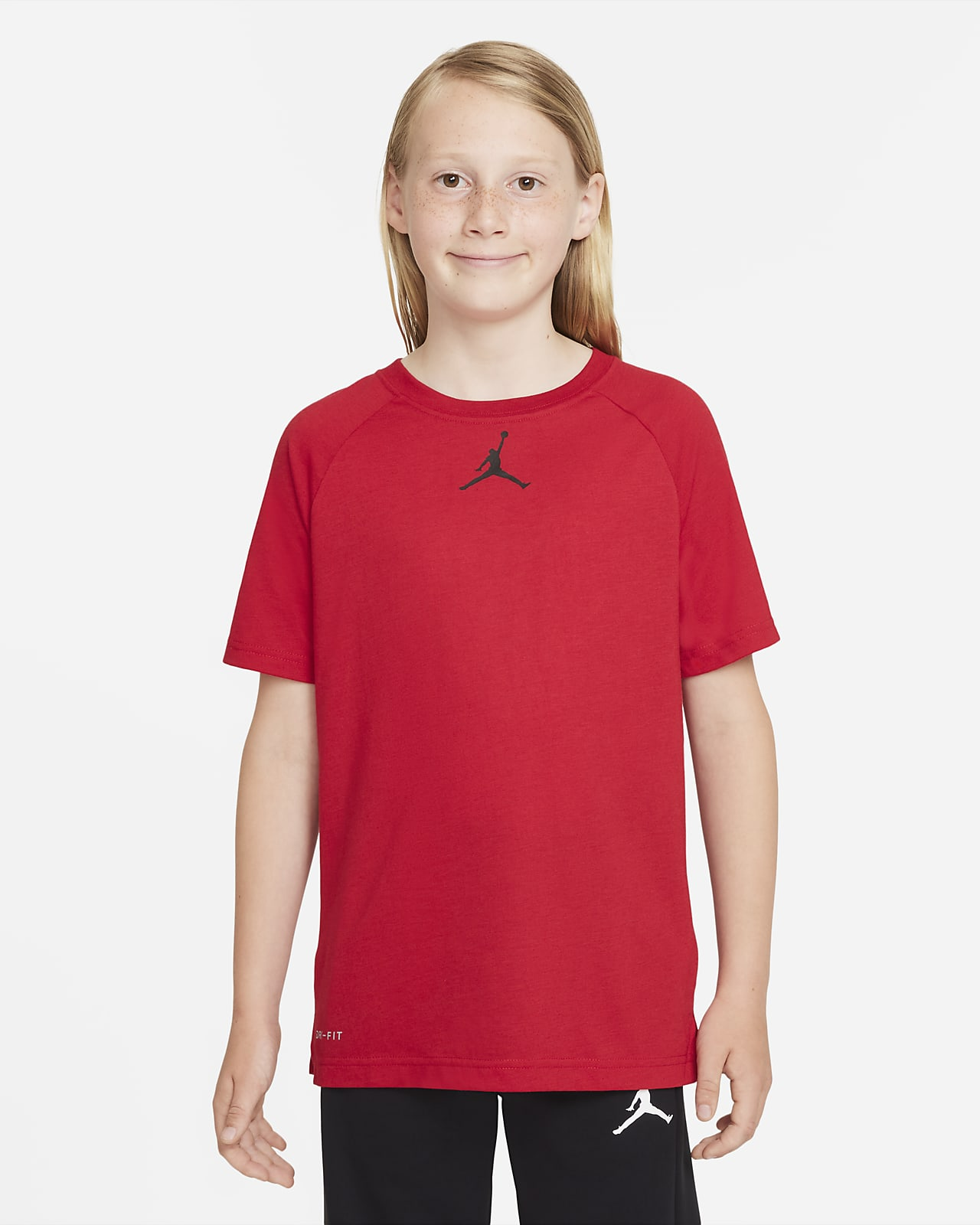 Prenda para la parte superior para niño talla grande Jordan Dri-FIT