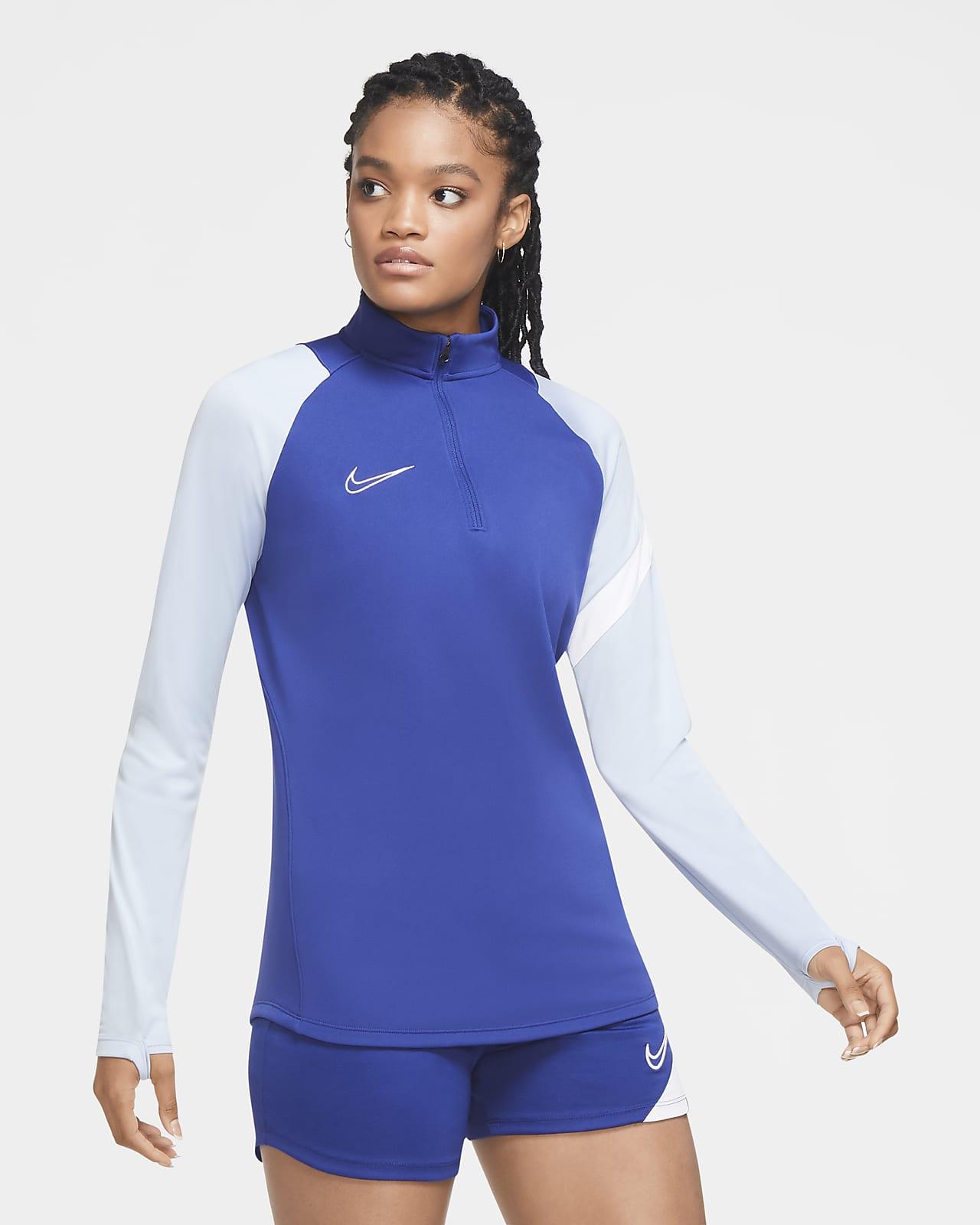 Damska treningowa koszulka piłkarska Nike Dri-FIT Academy Pro