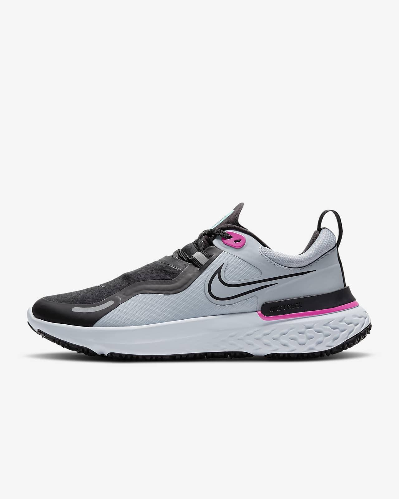 Nike React Miler Shield-løbesko til kvinder
