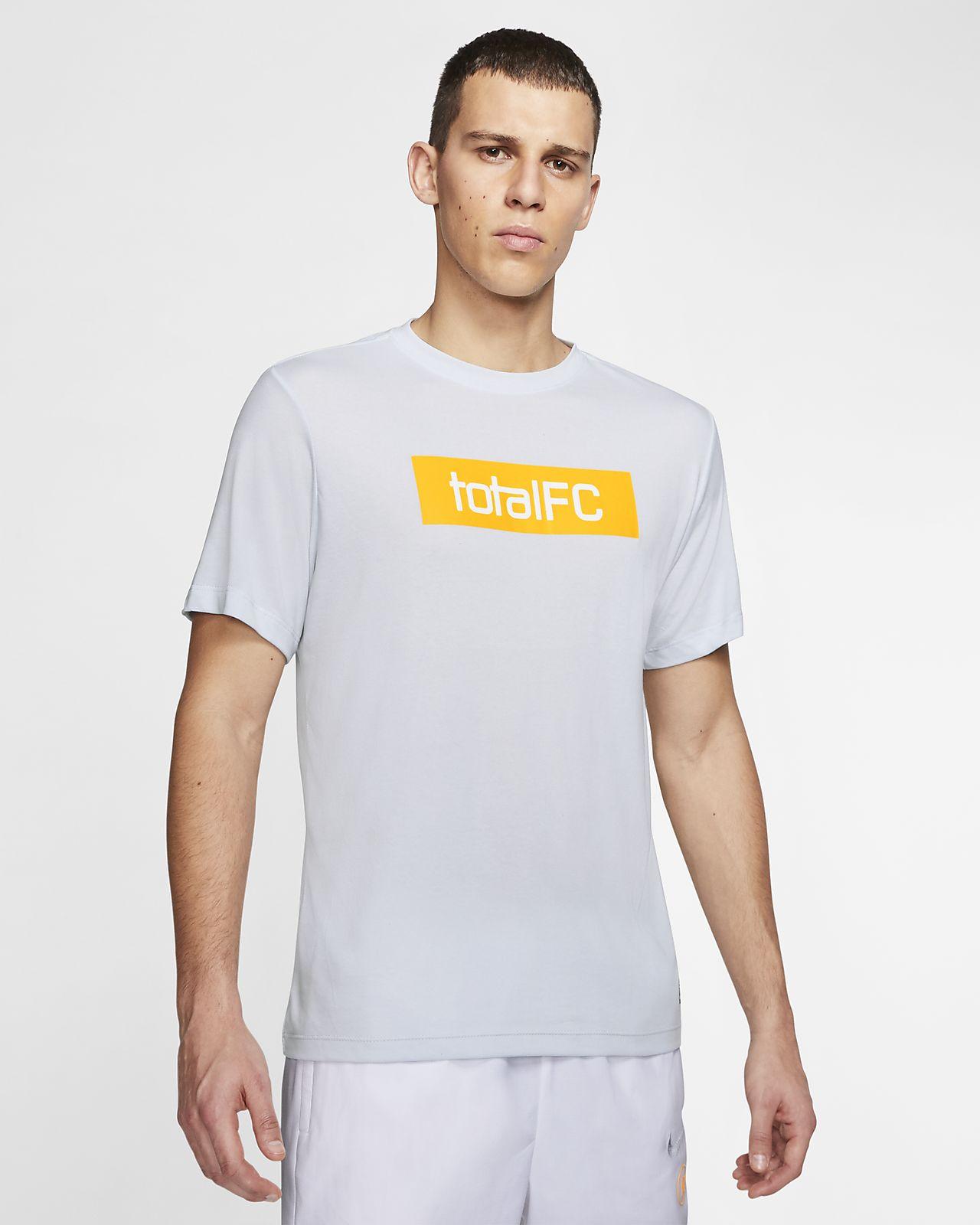 Nike F.C fodbold T shirt til mænd