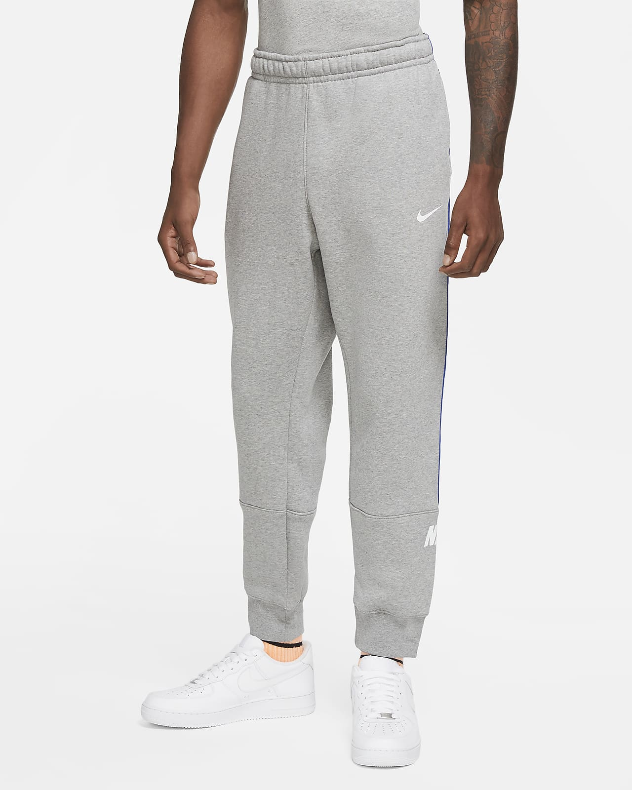 Nike Sportswear Joggingbroek van fleece voor heren