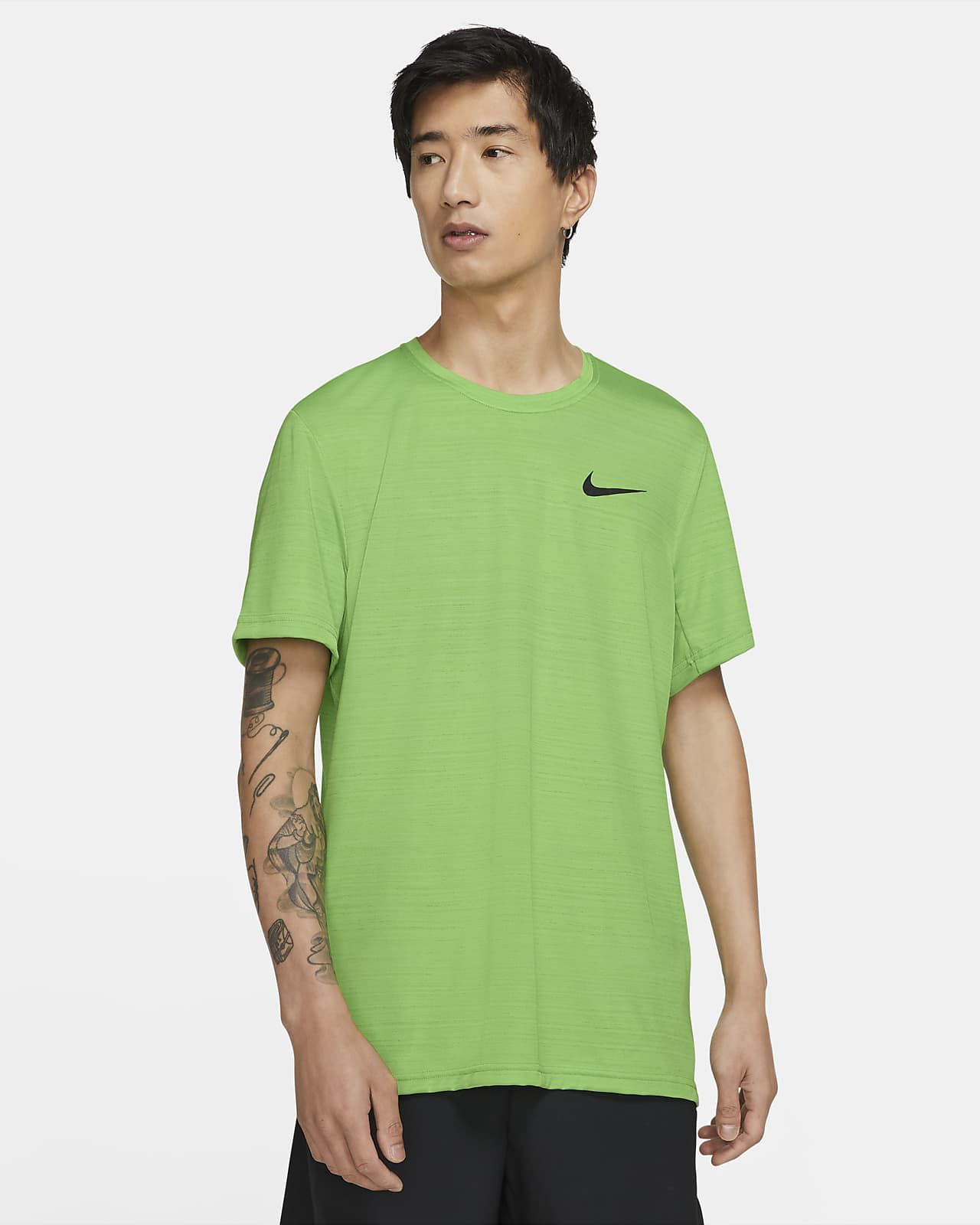 Haut de training à manches courtes Nike Dri-FIT Superset pour Homme