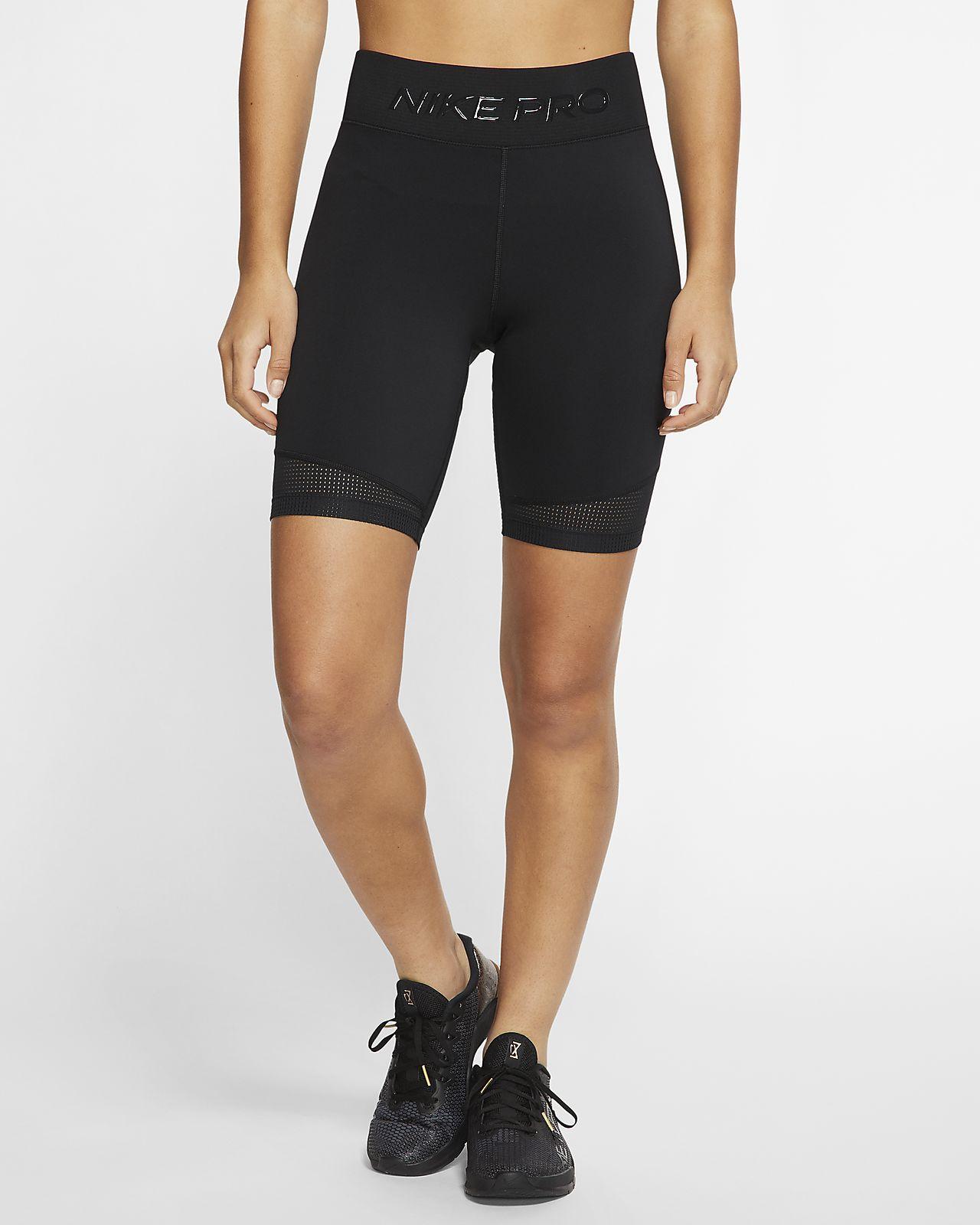Spodenki damskie Nike Pro 20 cm