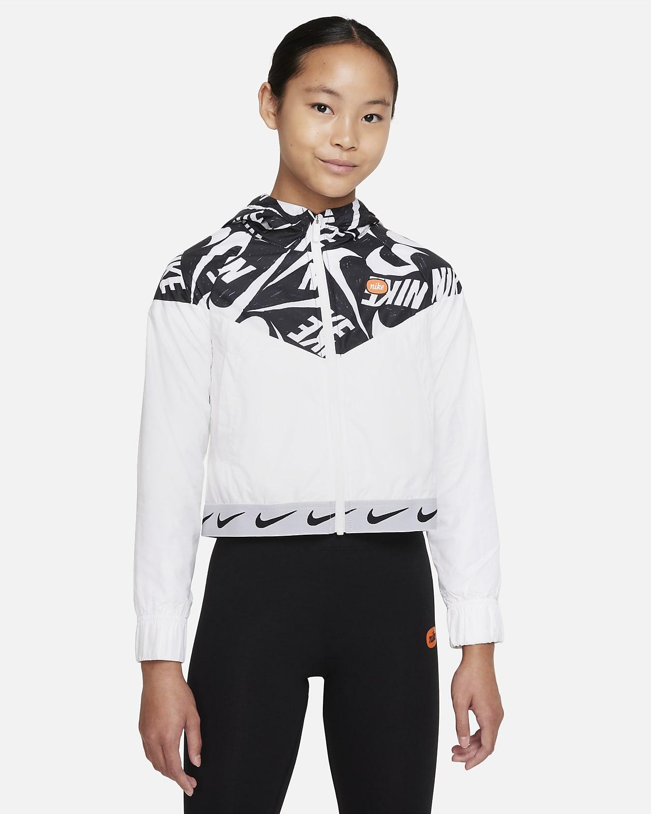 Nike Sportswear Windrunner Big Kids' (Girls') Jacket