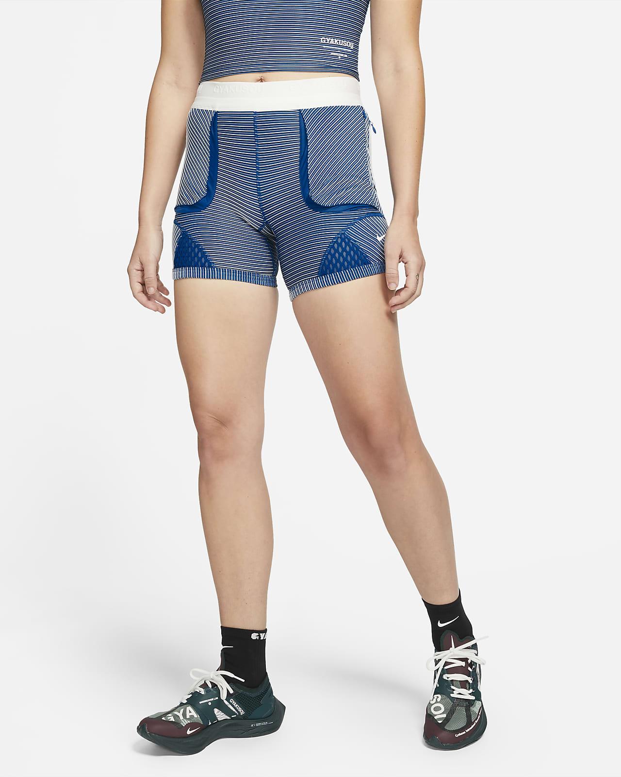 Nike x Gyakusou Praktische damesshorts