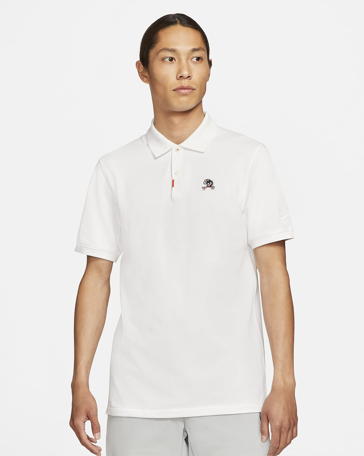 Polo de ajuste entallado para hombre The Nike Polo