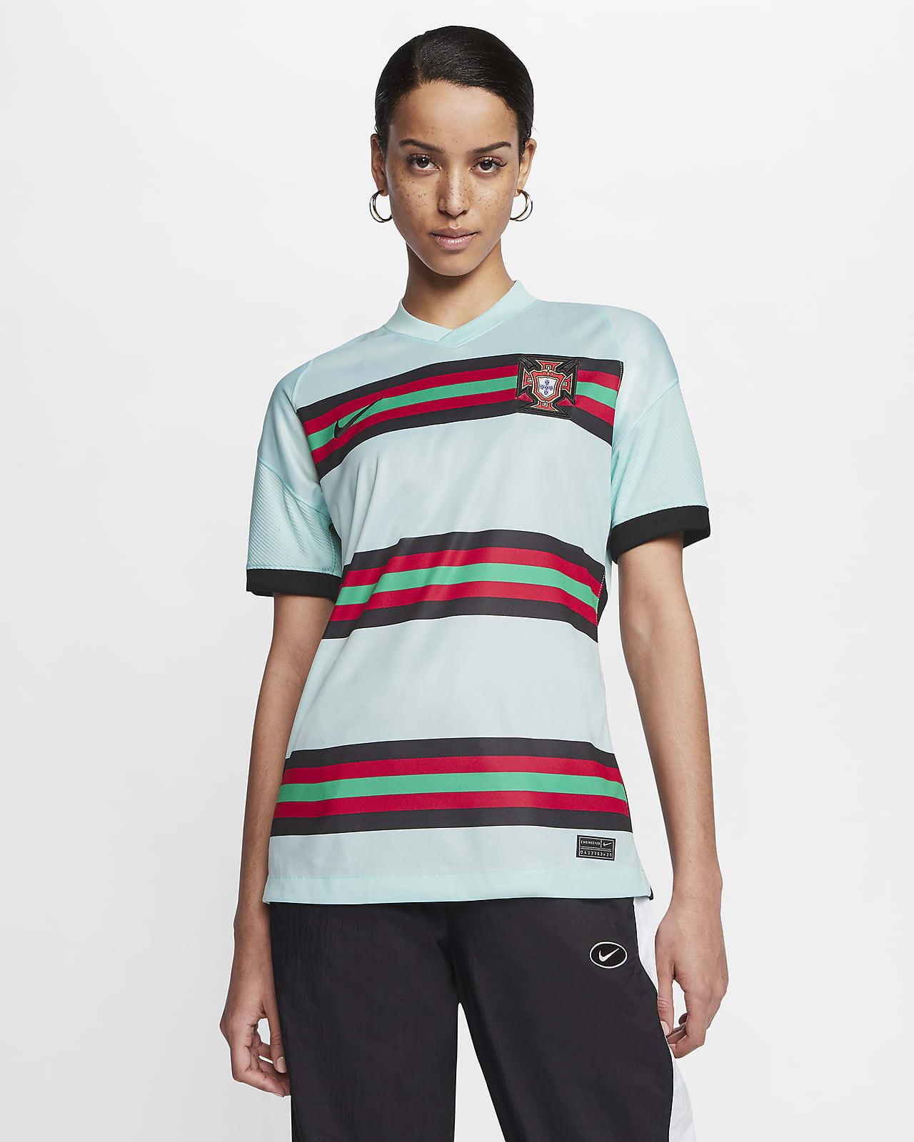 Portugal 2020 Stadium Away Camiseta de fútbol - Mujer
