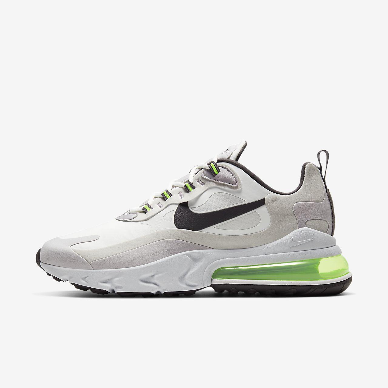 Nike Sportswear AIR MAX 270 REACT Joggesko vast grey