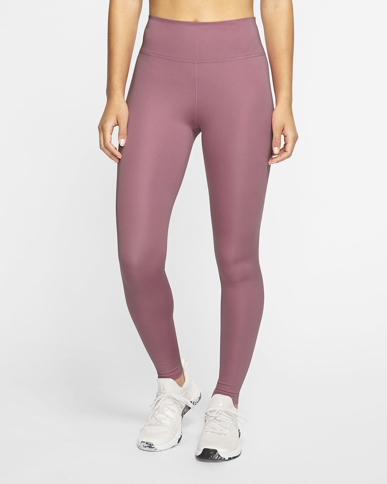Nike One Luxe középmagas derekú, testhezálló női nadrág
