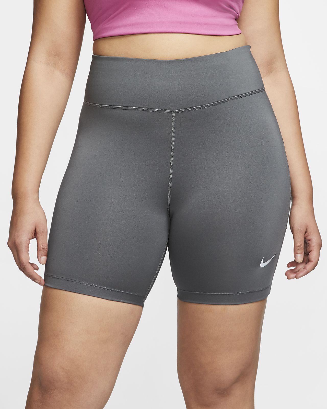 Nike Fast Løbeshorts (Plus Size)