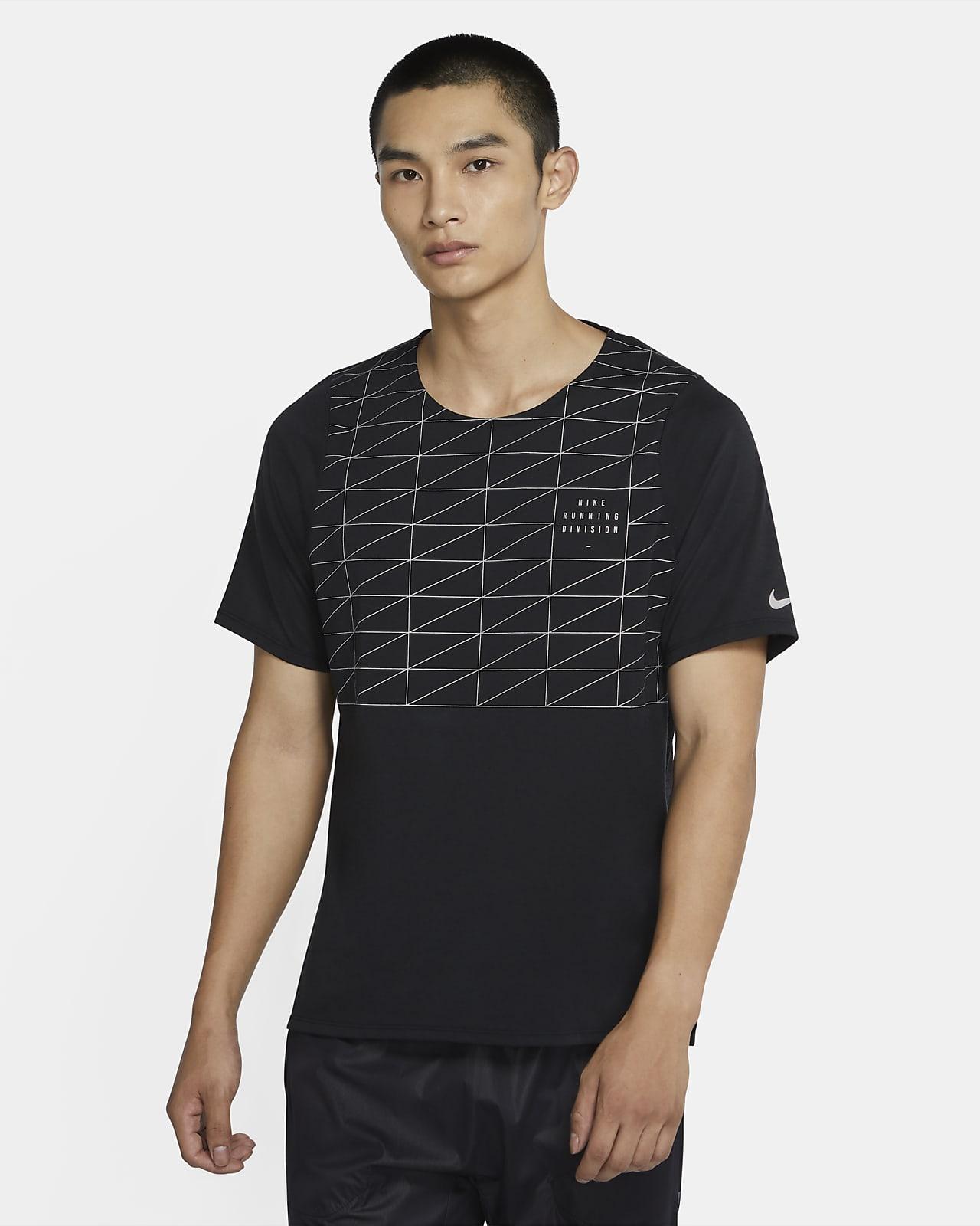 Nike Rise 365 Run Division 男款 Flash 短袖跑步上衣