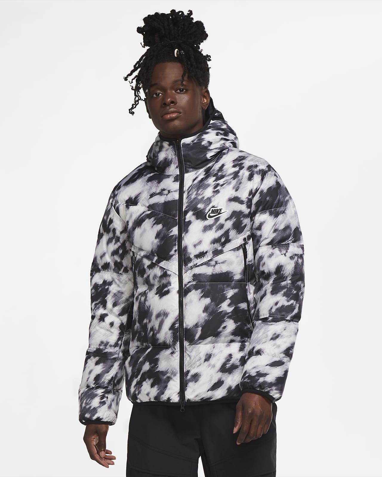 Nike Sportswear Down-Fill Windrunner Chaqueta con tecnología Nike Shield - Hombre