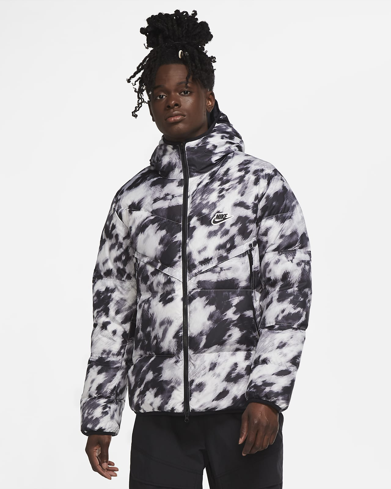 Nike Sportswear Down-Fill Windrunner Men's Shield Jacket