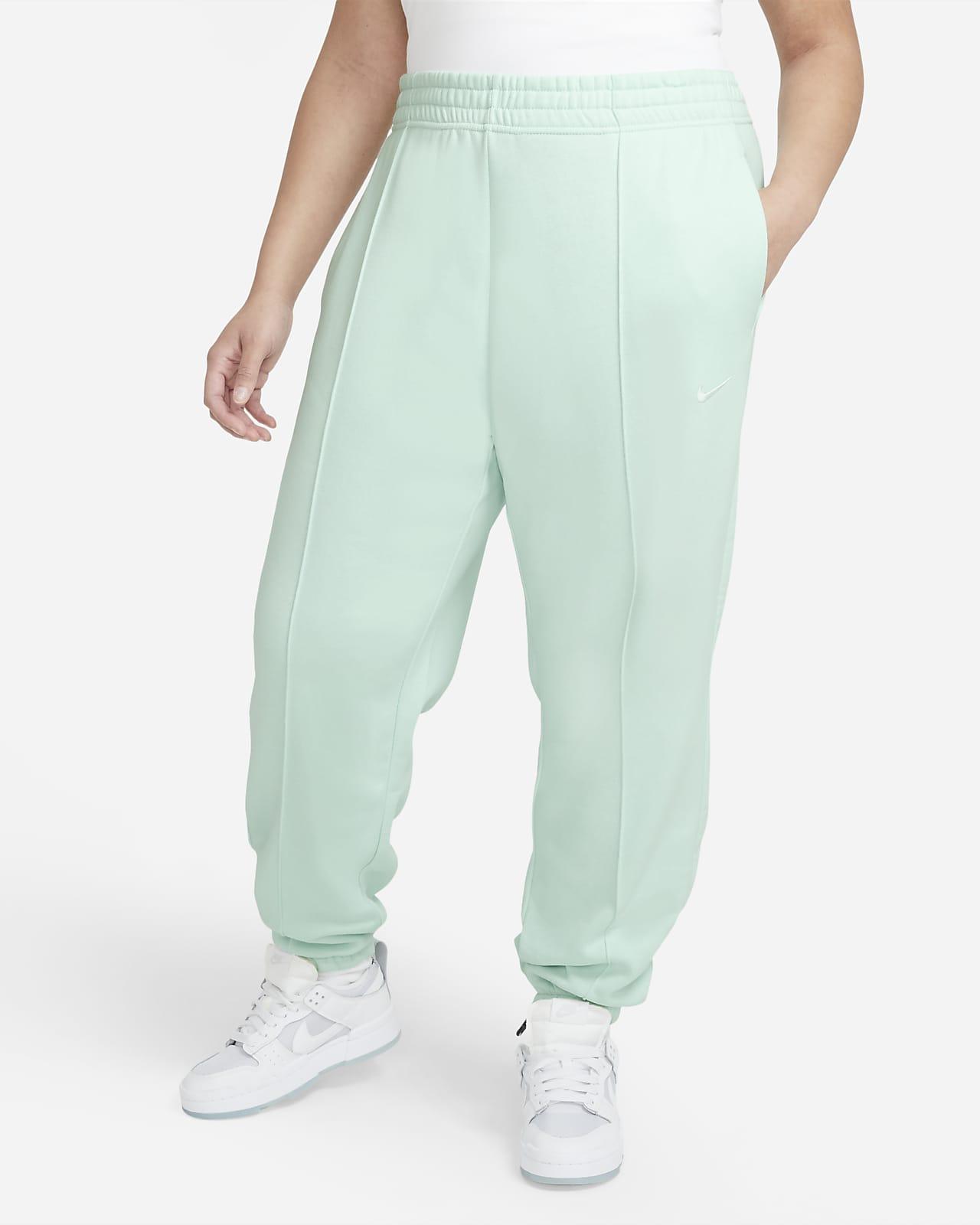 Dámské flísové kalhoty Nike Sportswear Trend (větší velikost)