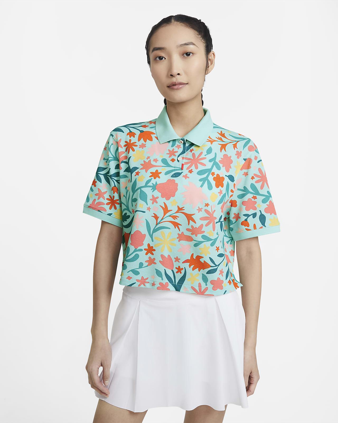 The Nike Polo Poloshirt mit Print für Damen