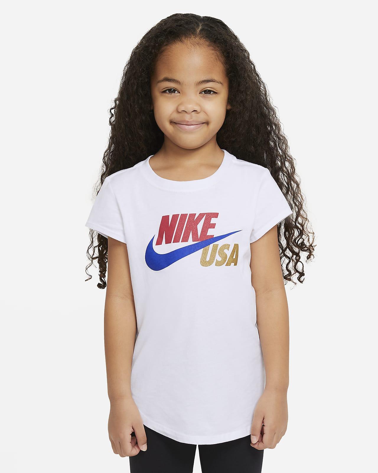 Nike Little Kids' (Girls') T-Shirt