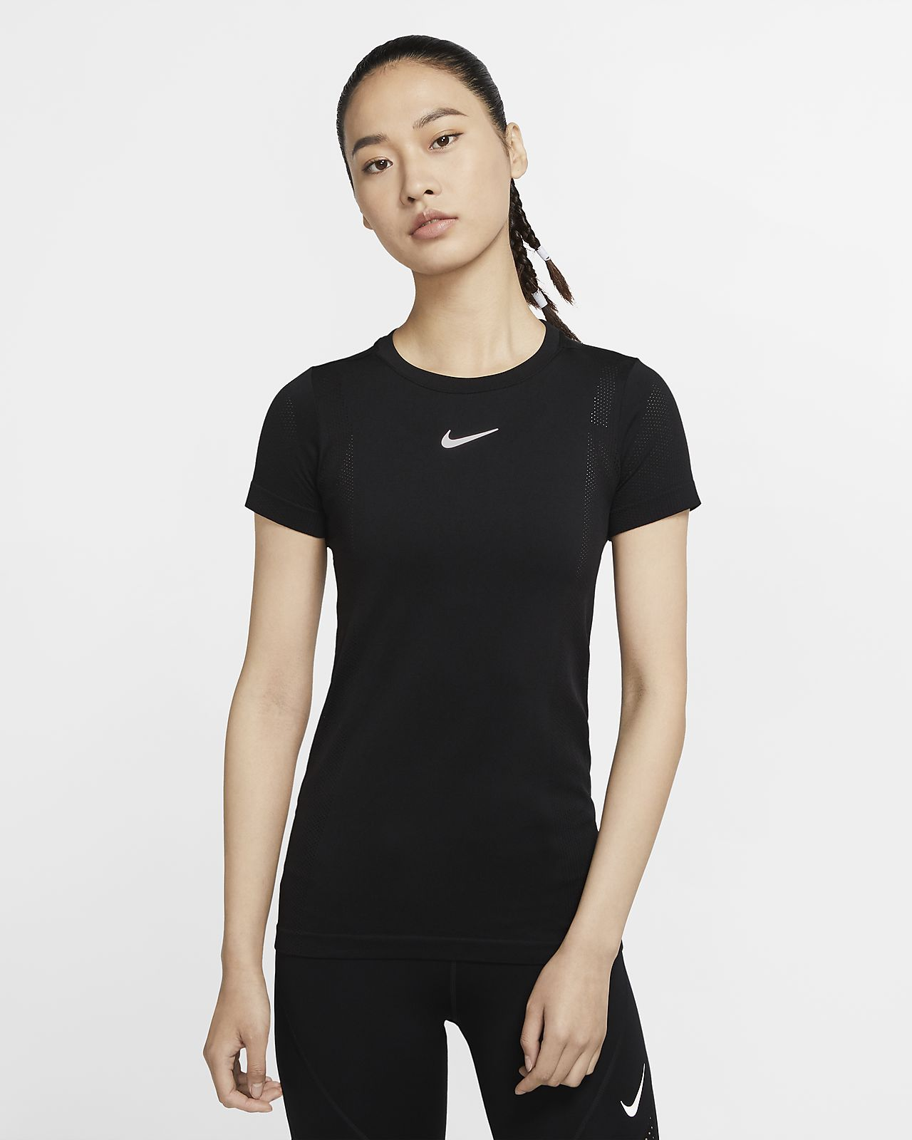 Nike Infinite Damen-Laufoberteil