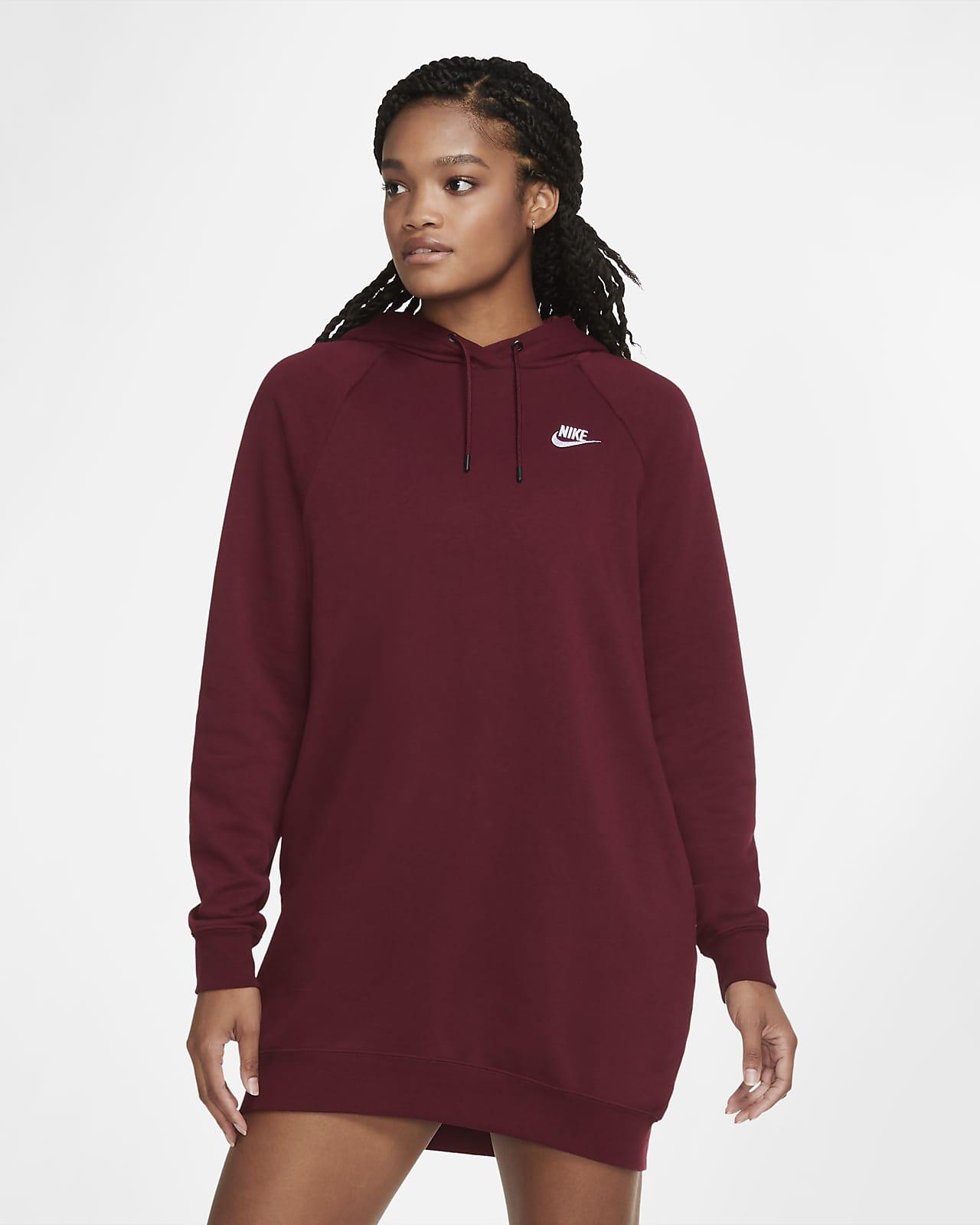 Robe en tissu Fleece Nike Sportswear Essential pour Femme
