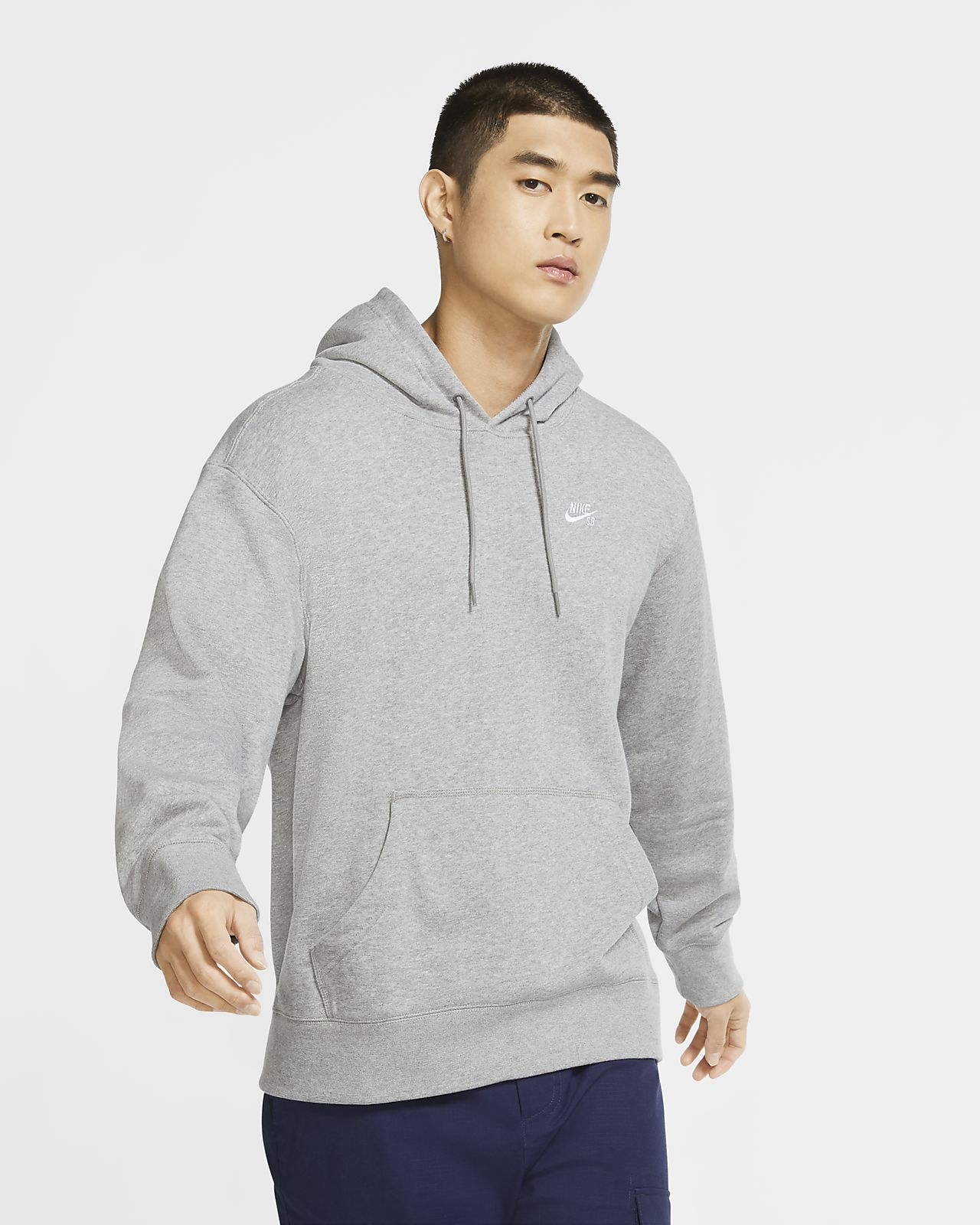 Skatehuvtröja Nike SB