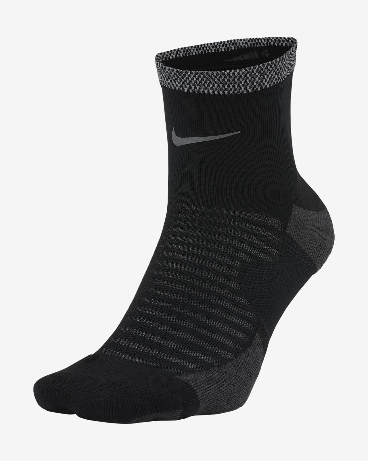 Calcetines de running al tobillo con amortiguación Nike Spark