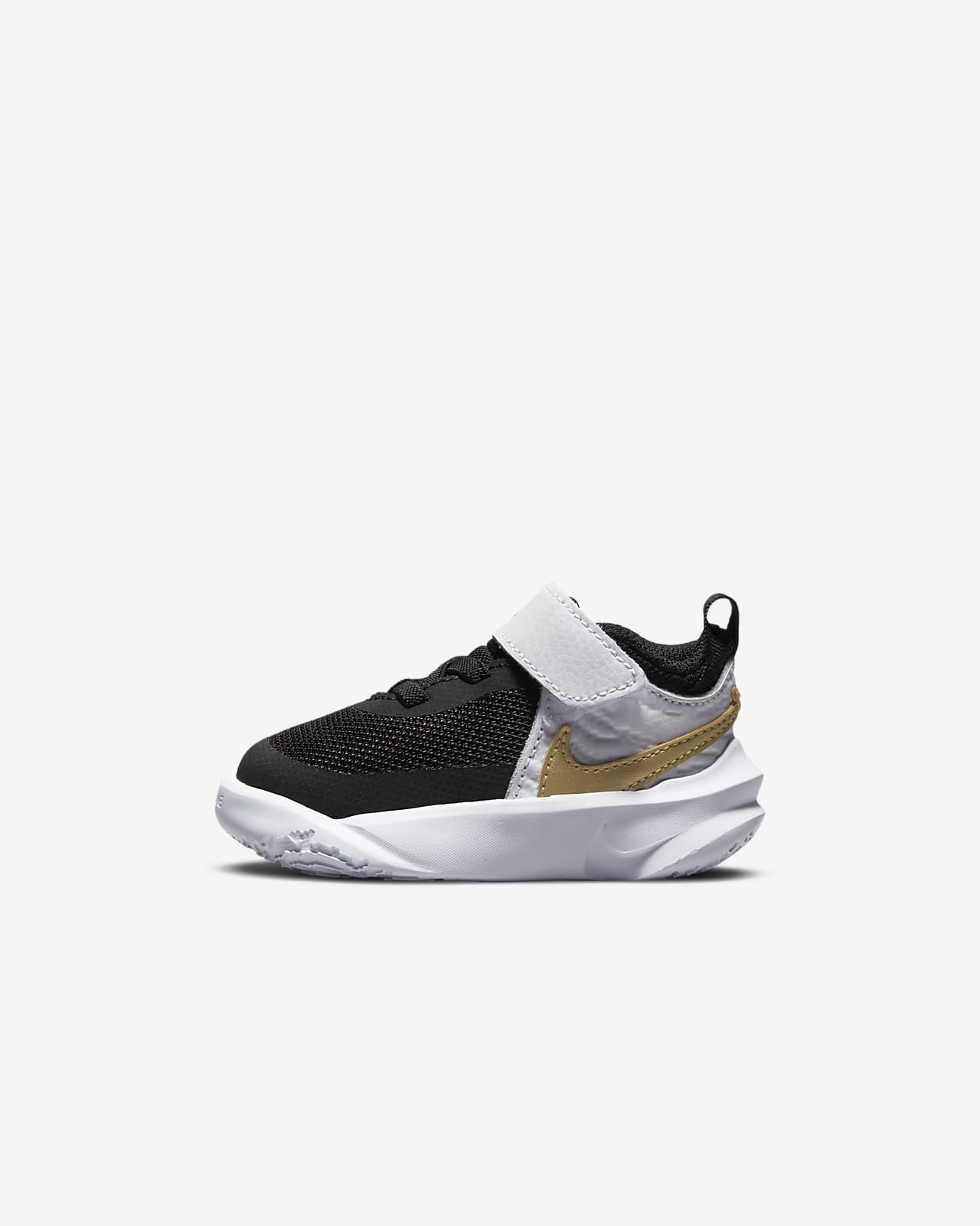 Nike Team Hustle D 10 Baby/Toddler Shoe