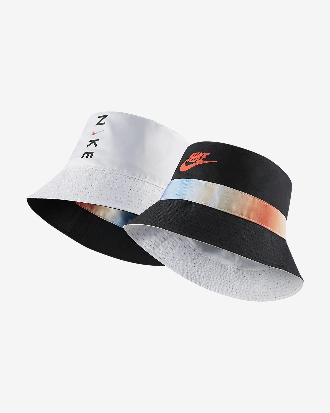 Nike 儿童双面佩戴渔夫帽