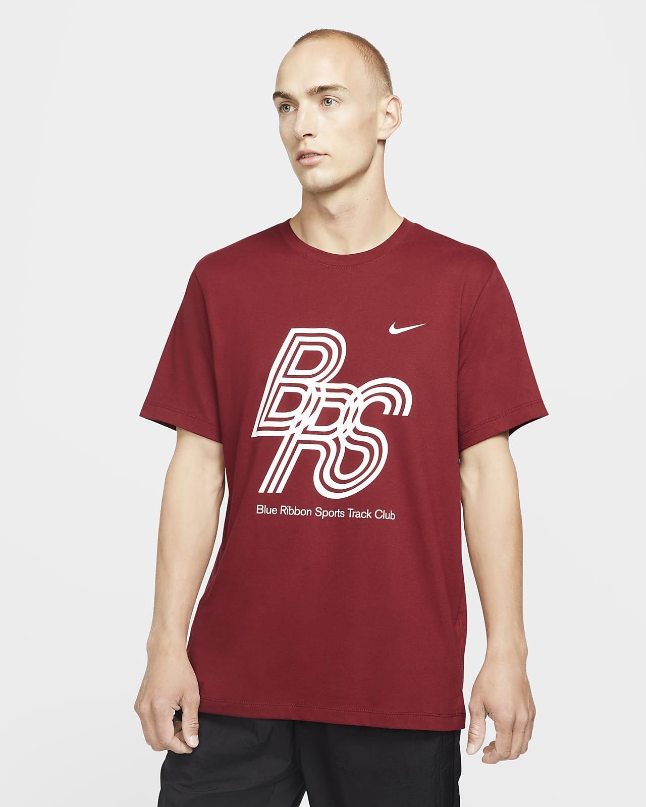 Playera de running para hombre Nike Dri-FIT BRS