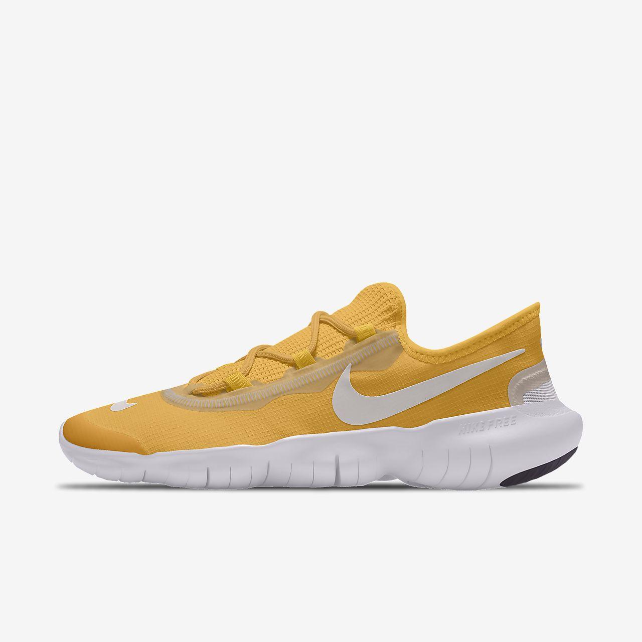 Calzado de running para hombre personalizado Nike Free RN 5.0 By You