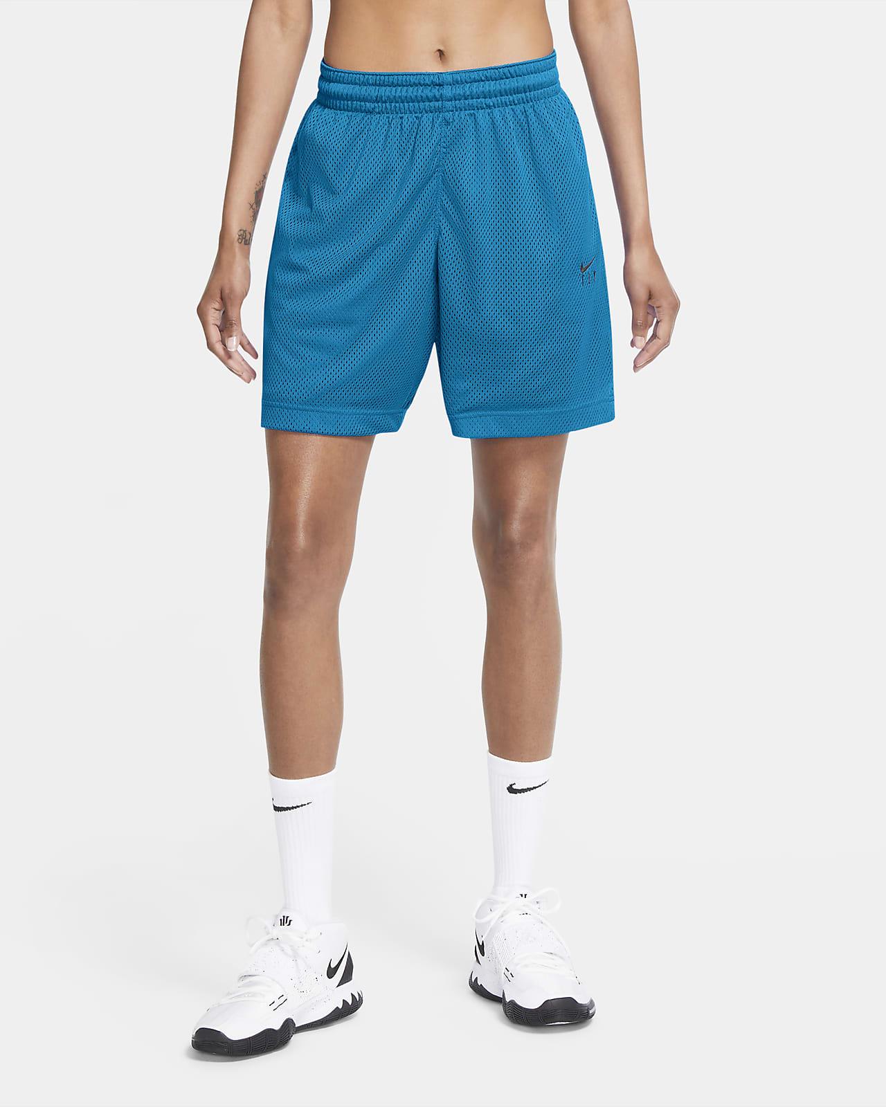 Short de basketball Nike Swoosh Fly pour Femme