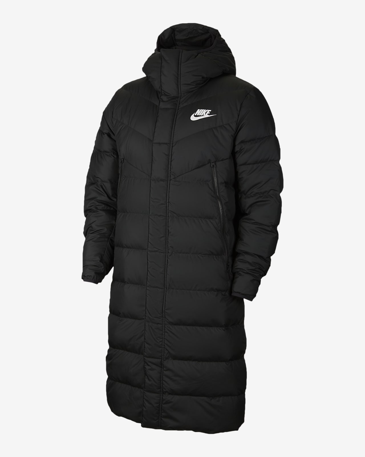 Parka à capuche Nike Sportswear Down-Fill Windrunner pour Homme
