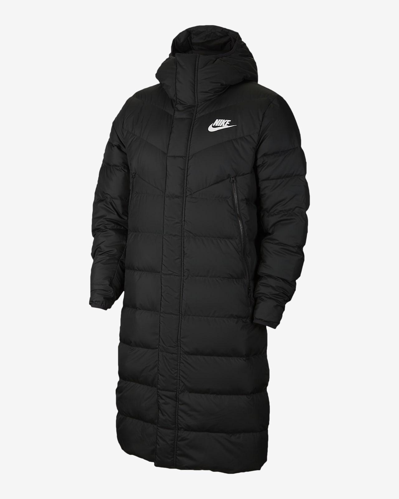 Parka con capucha para hombre Nike Sportswear Down Fill Windrunner