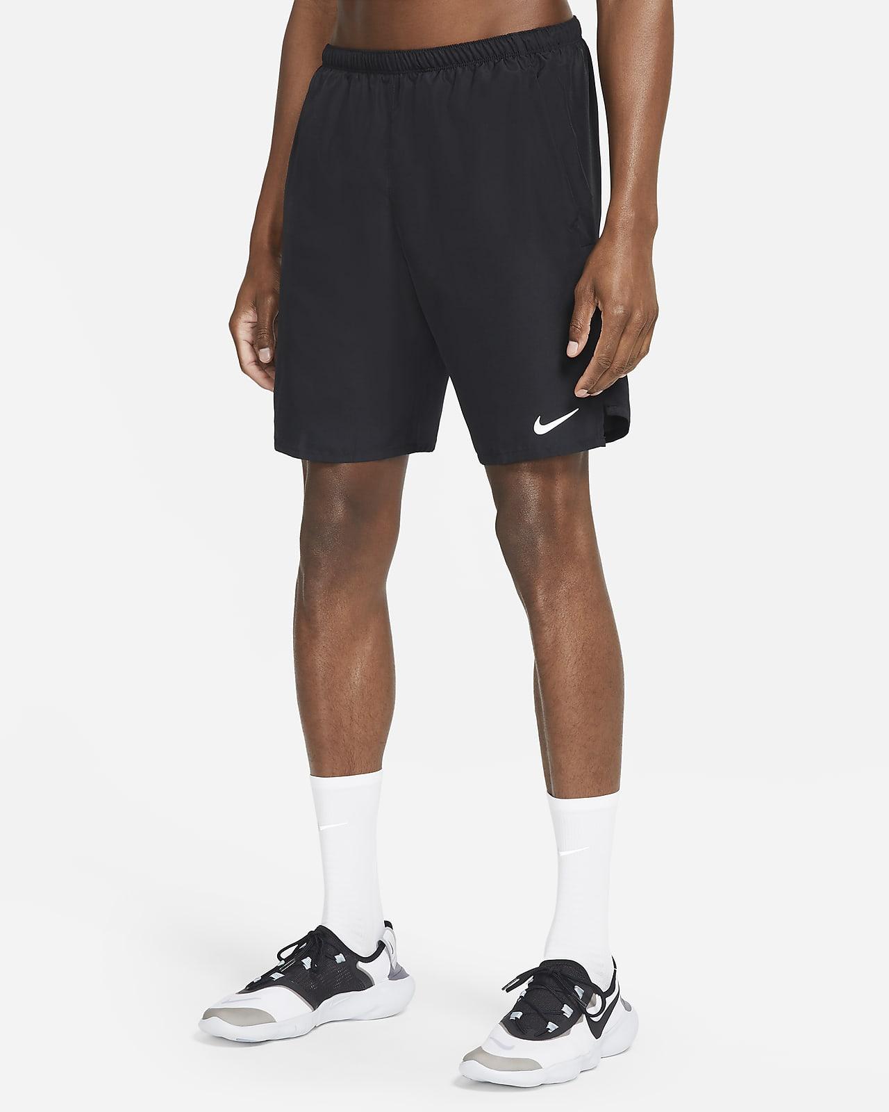 Nike Challenger bélelt férfi futó rövidnadrág
