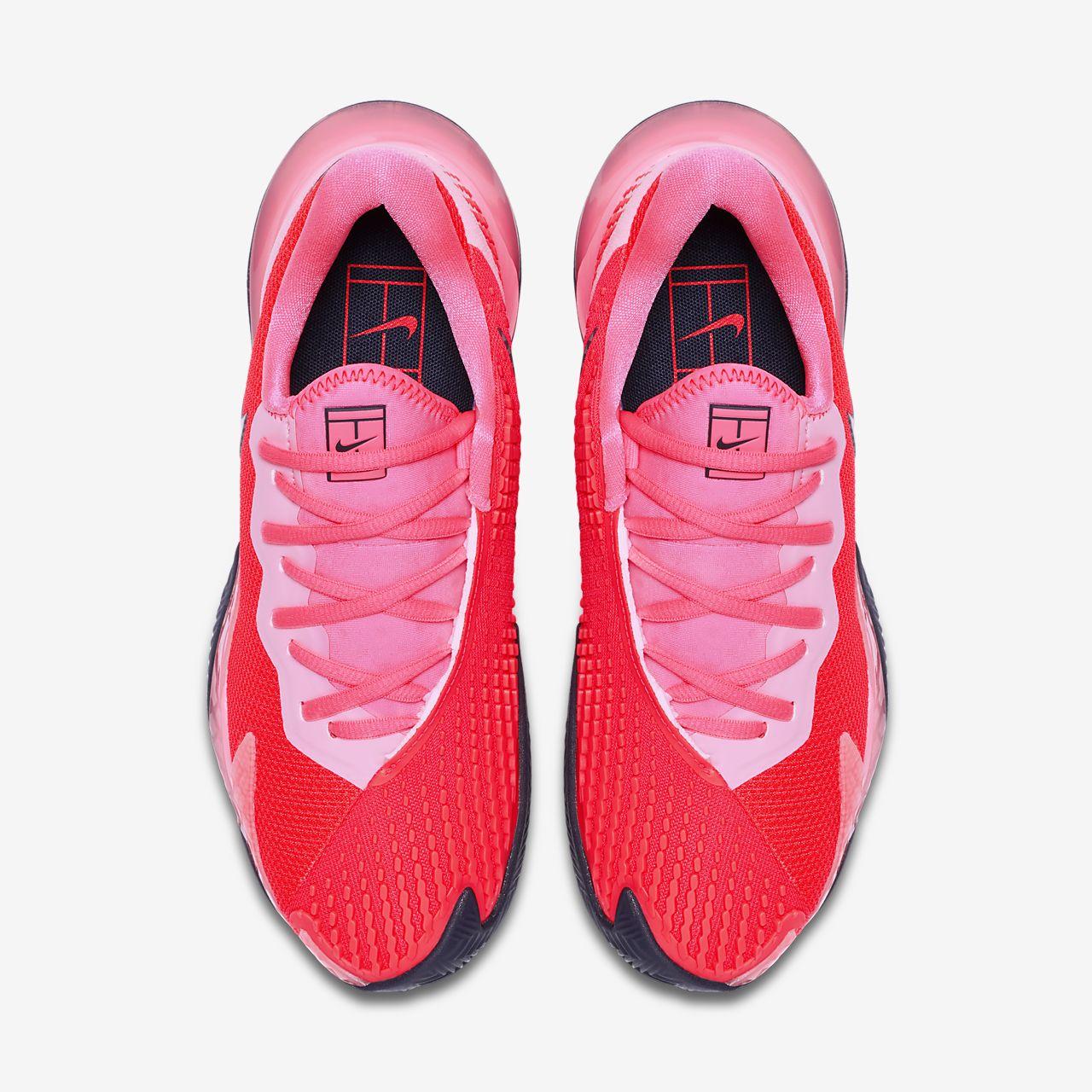 NikeCourt Air Zoom Vapor Cage 4 Zapatillas de tenis para tierra batida Mujer