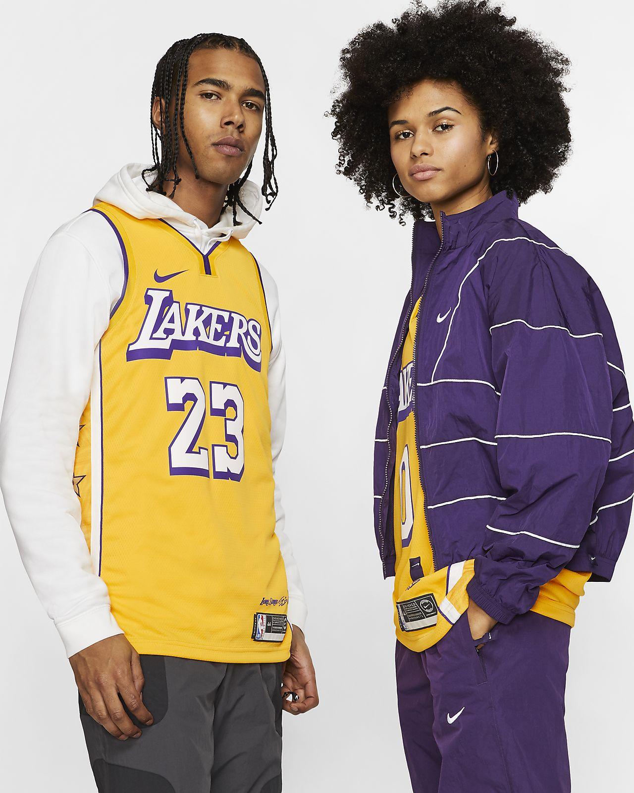 LeBron James Lakers – City Edition Nike NBA Swingman 球衣