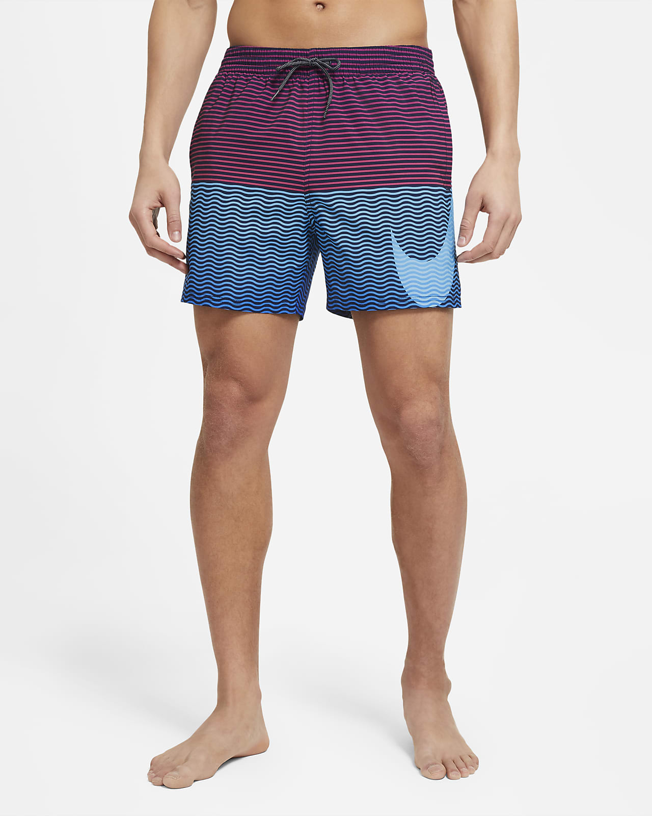 Badshorts Nike Vital 13 cm för män
