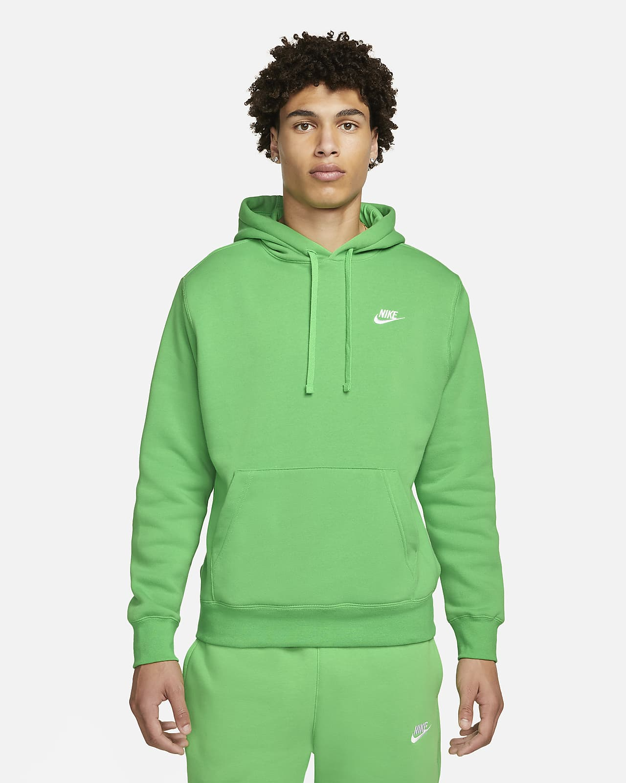 Худи Nike Sportswear Club Fleece