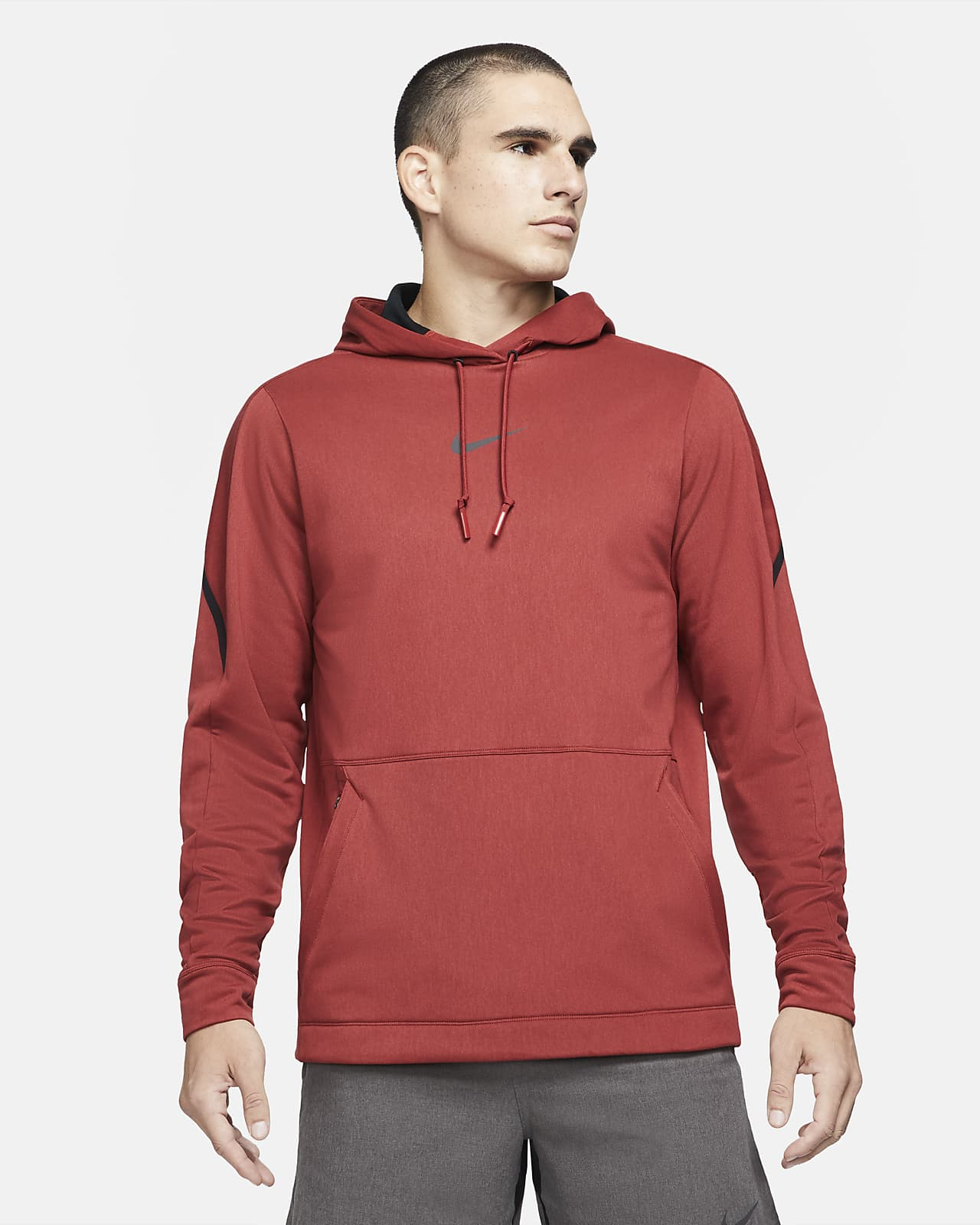 Sweat à capuche Nike Pro pour Homme