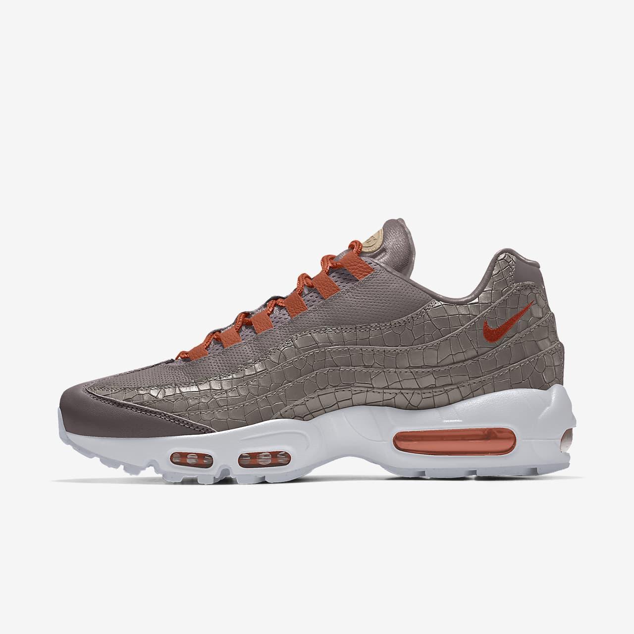 Nike Air Max 95 Premium By You personalisierbarer Schuh