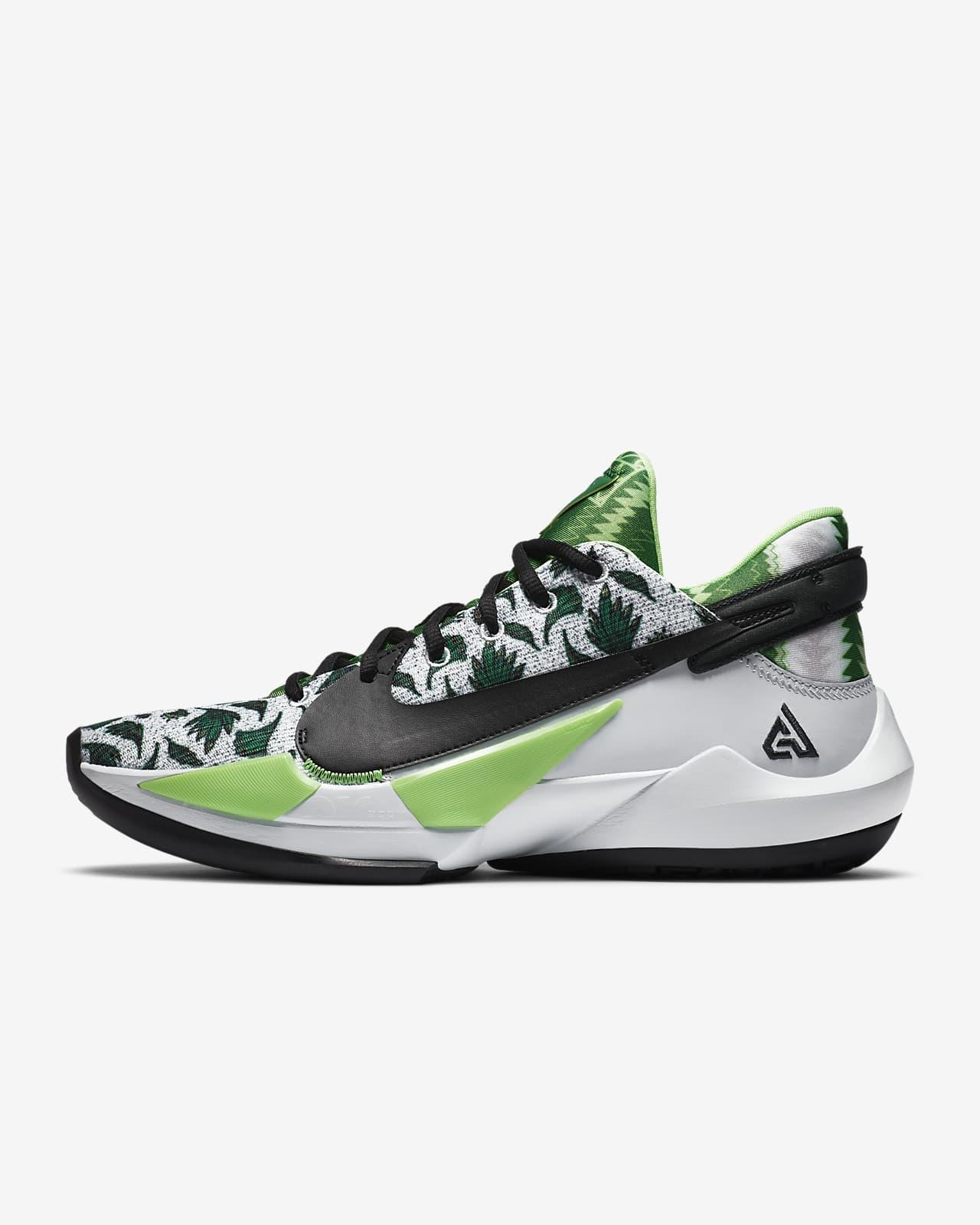 รองเท้าบาสเก็ตบอล Zoom Freak 2 Naija