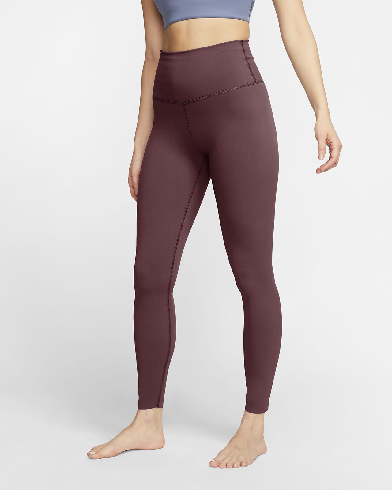 Nike Yoga Luxe Infinalon 7/8-Tights für Damen